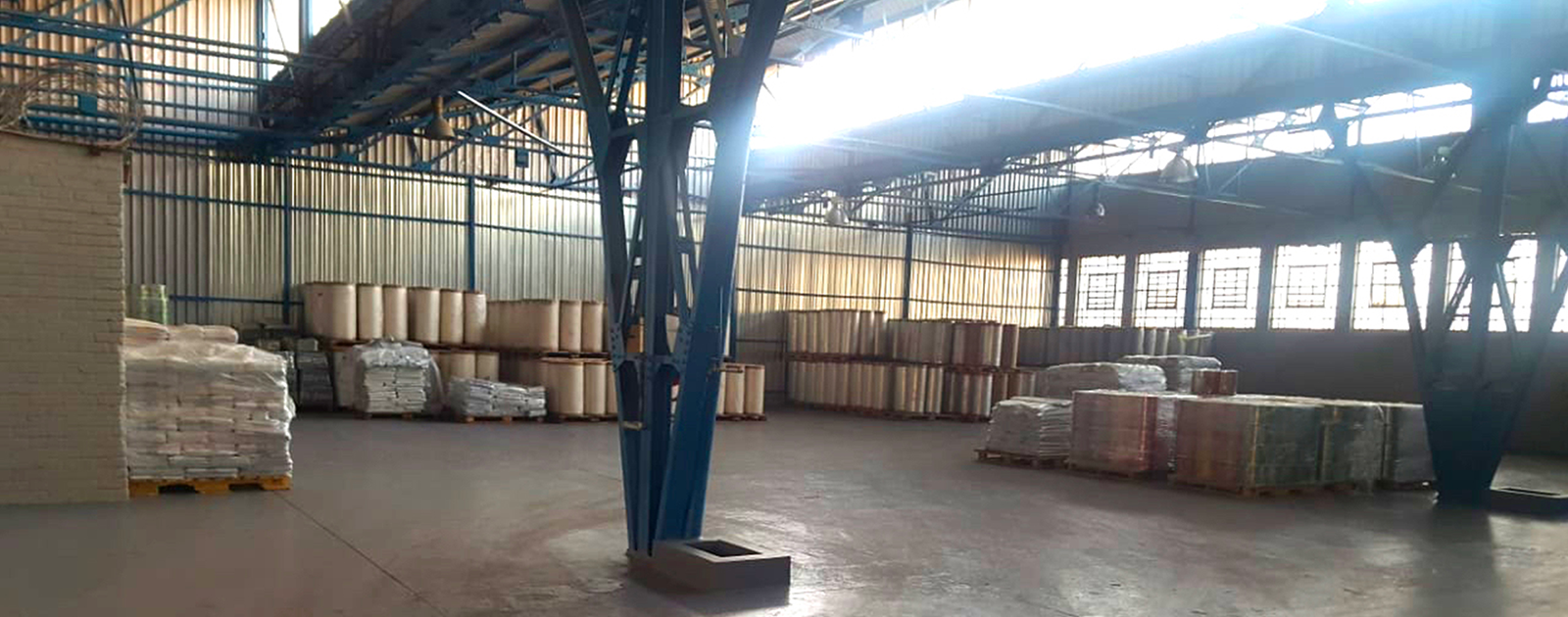 Warehouse And Delivery